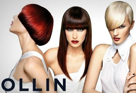 Линия «Style» от «Ollin Pr.»Укладки