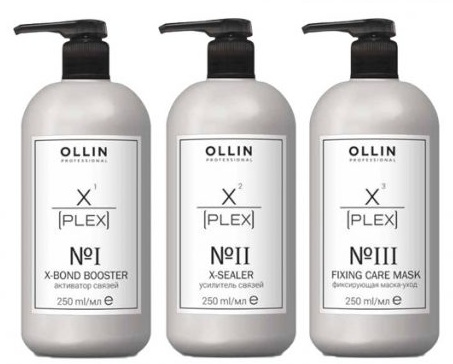 Новинки от Ollin Professional