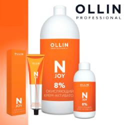 Гладкость волос OLLIN KERATIN SYSTEM